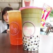 溫度Tea&Coffee|中清路水湳商圈 雙霸抹茶拿鐵黑白雙享受 原茶系列20元特價中