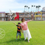 【遊】順安國小|沒有圍籬的特色小學,開心快樂上學去 @ 魚兒 x 牽手明太子的「視」界旅行