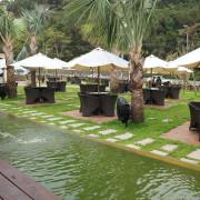 。新竹食記。竹東莫內咖啡。新竹也有小峇里島