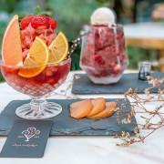 【台北東區美食】N-Ice Taipei 微醺調酒結成冰!冰霜雪花冰樣樣藝術品,快來打開拍好拍滿!