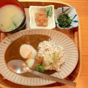 吃。高雄|鹽埕區。 復古日式氛圍小食堂,整體餐點美味定價合理範圍「粮心食堂」。