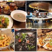 台北中山【柏克金啤酒餐廳 南京店】約會聚餐小酌.好氣氛餐廳推薦