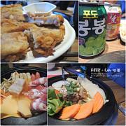 ▌竹北韓式料理 ▌劉震川_6+plaza購物廣場美食!乾燒比較好吃值得推薦~菜單
