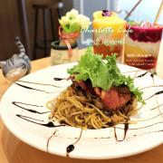 【台北松山】夏綠地咖啡Charlotte Cafe。貓咪咖啡廳,義式料理,包場聚餐,約會餐廳推薦