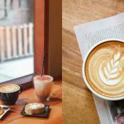 高雄美食||4C倉庫咖啡-超隱密的設計咖啡館,藏在倉庫群裡||鼓山區、不限時咖啡廳