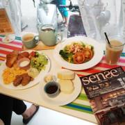 【桃園|南崁美食】吾家灶咖|傳統市場裡的溫馨純白鄉村風早午餐