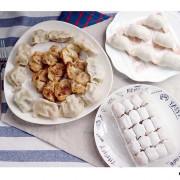 珍寶手工水餃。宅配冷凍。清水市場人氣。一顆不到3塊錢的佛心水餃,多種創意變化,原來水餃也可以這樣吃