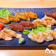 宜蘭日式居酒屋-炉匠炉端燒|用船槳上菜超特別!推薦烤魚握壽司大阪燒丼飯