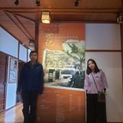 我的老相片放上北投文物館100歲特展耶