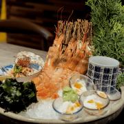 山上走走 無菜單料理|新竹日式鍋物|食材新鮮,多選用活體海鮮鍋物製成,每一口都是鮮美 ♥
