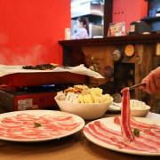 (新莊美食)新莊聚餐地點-深巷有漁 重慶秘制烤魚,獨特紙包魚一鍋兩吃,近新莊佳瑪,新北烤魚推薦