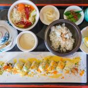 彰化|員林美食【謙兵衛】生魚丼、日式定食、握壽司