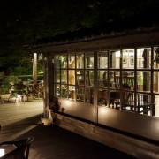 少帥禪園-隱身山林中-吃飯還可以泡腳喔--歷史洪流中的一段不為人知的故事-景色美夜寧靜
