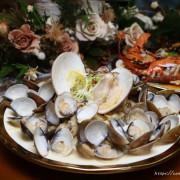 村口微光-一中店│隱藏在巷弄中的森林系義大利麵,超浮誇巨蛤蛤蜊花必點!