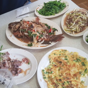 【新北.坪林】午餐.晚餐美食推薦。梅春公路飯店。台味十足食材超級新鮮平價值得回訪的好店