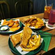 Mallard Grilled Cheese Eatery 野鴨小餐館台北東區美食最好吃的起司熱壓三明治