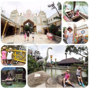 【新竹遛小孩景點】歷久彌新,記憶傳承的六福村主題遊樂園!