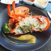 上紅鐵板創意料理,主打活體海鮮,大坑慶生宴客好選擇,超值套餐$490起~
