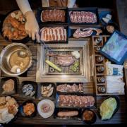   高雄美食   食材新鮮CP值高/龍蝦吃到飽/高雄燒肉火鍋吃到飽/一燒十味昭和園-楠梓店