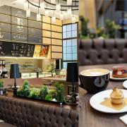 【台中西屯】比斯奎爾烘焙坊 逢甲商圈不限時咖啡廳,法式甜點下午茶,浮雲客棧一樓