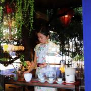 十相 茶日常小室,都市中出現了一個竹林隱密茶室,是普洱茶 專賣所  @Papa女王vs.喵星人N