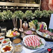 ❤️信義區火鍋❤️小川鍋物_信義店 :日本百年老店秘傳湯頭,搭配十二節氣的繽紛菜盤/在地小農精選的食材!讓你吃進健康、吃的好!