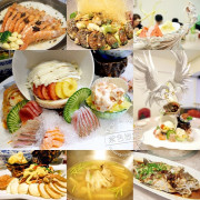 【千藝海鮮餐廳】宜蘭無菜單料理│東門夜市旁有停車位,浮誇菜色多樣又豐富,美乃滋龍令人驚艷,可刷國旅卡