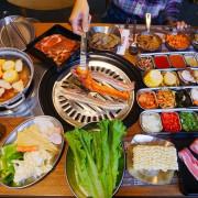 [ 阿豬媽韓式烤肉x火鍋吃到飽] 西門町美食推薦 韓式烤肉火鍋雙享受 - 安妮的天空