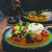 [食札]稲町家香料咖哩 |白米每日現碾現煮|台北中山區・中山站 - 日常食札