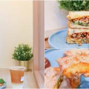 桃園早午餐-桃司廚-清新日系風格早午餐結合鐵板燒新思維創意平價餐點