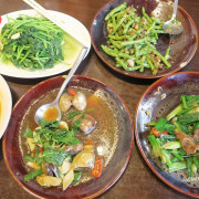 桃園 藝文特區 滿月樓懷舊小館~超超值餐廳。好吃中式料理