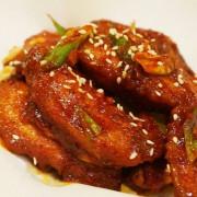 【美食】深夜了~來份韓國雞啤消夜吧!阿里郎村落 韓式炸雞