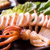 啾啾在海盜泰國蝦料理 pic_id=131673