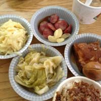 台北市美食 餐廳 中式料理 小吃 滿庭香 照片