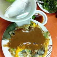 台北市美食 餐廳 中式料理 小吃 東石鮮蚵 照片
