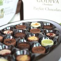 台北市美食 餐廳 烘焙 蛋糕西點 GODIVA (天母店) 照片