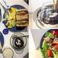 台北市美食 餐廳 異國料理 美式料理 餵我早餐 The Whale 照片