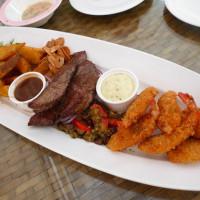 新北市美食 餐廳 異國料理 多國料理 碧潭水灣 照片