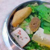 台北市美食 餐廳 素食 素食 觀世音素食火鍋店 照片