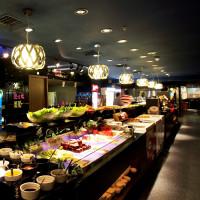 台北市美食 餐廳 火鍋 涮涮鍋 八海精緻鍋物(京東店) 照片
