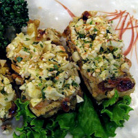 台北市美食 餐廳 素食 素食 富田素食日本料理 照片