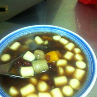 彰化縣美食 餐廳 飲料、甜品 剉冰、豆花 港城施豆花 照片
