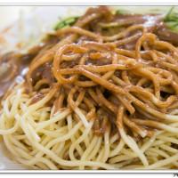 台北市美食 餐廳 中式料理 麵食點心 家興涼麵涼粉 照片