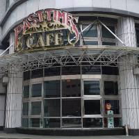 台北市美食 餐廳 異國料理 美式料理 佩斯坦咖啡咖啡館,美式懷舊餐廳 照片