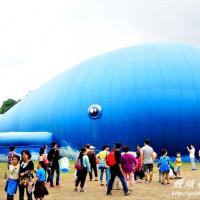 台北市休閒旅遊 景點 公園 2013/10首創紙風車台灣昆蟲創意展 照片