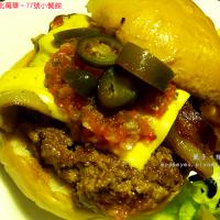 台北市美食 餐廳 異國料理 美式料理 77號小餐館 照片