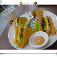 宜蘭縣美食 餐廳 速食 早餐速食店 蕃茄村漢堡 照片