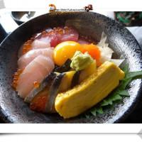 宜蘭縣美食 餐廳 異國料理 日式料理 同心丼 生魚片丼飯 定食 照片