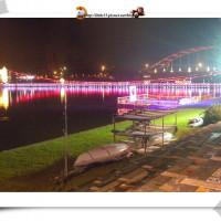 宜蘭縣休閒旅遊 景點 景點其他 冬山河 七夕鵲橋 照片