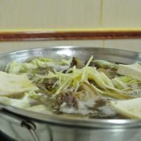 台中市美食 餐廳 火鍋 羊肉爐 正宗(呂)岡山羊肉 照片